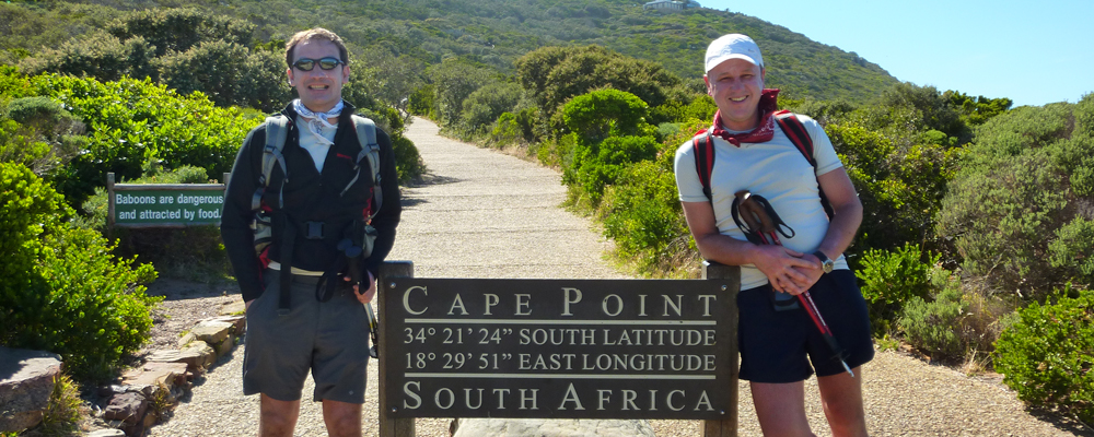 Cape Point trek – Table Mountain South Africa