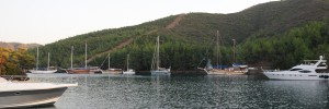 Turkey - sailing